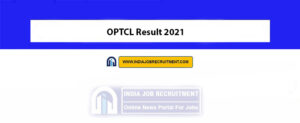 OPTCL Result 2021