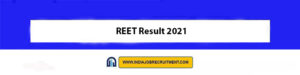 REET Result 2021 Check Out Now rajeduboard.rajasthan.gov.in